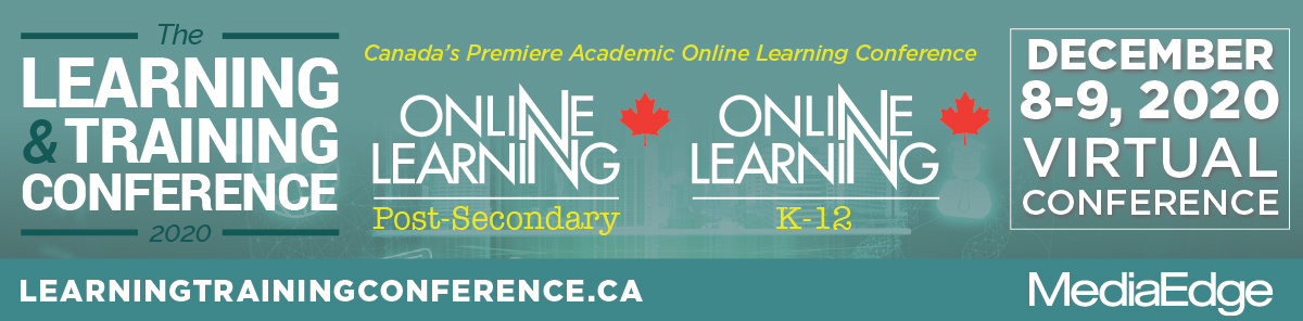 Ad for Learning & Training Conference 2020