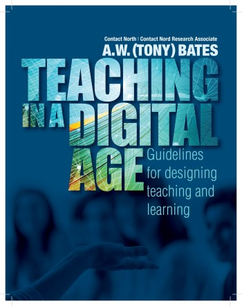 Teaching in a digital age cover image