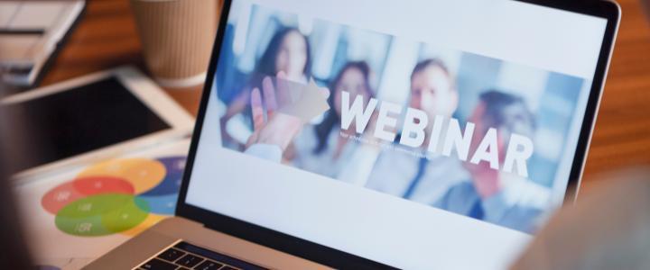 Free Webinars!