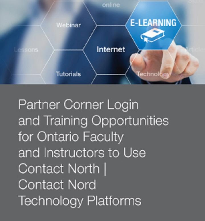Stock photo promoting training opportunities for faculty and instructors