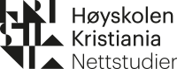 Kristiania University College logo