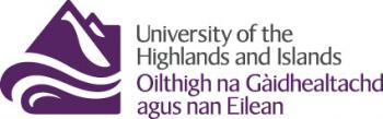 University of the Highlands and Islands, Scotland
